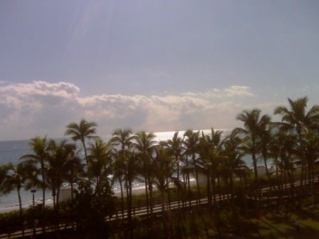 Good Morning Fountainebleau
