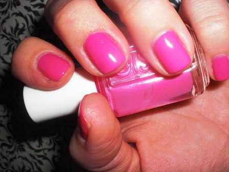 Sweetheart Nails - February is all aboutlove, pink, hearts and fantasy