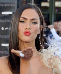 Megan Fox Red Carpet Makeup Look
