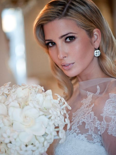 Ivanka Trump Bridal Makeup Look on tr band after care