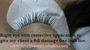 Lash Extensions - You Get What You Pay For - Nikol Johnson