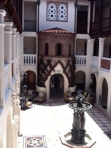 Former Versace Mansion Wedding