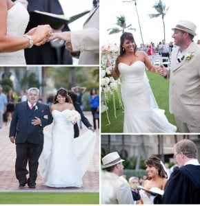 Palm Beach Seaside Wedding
