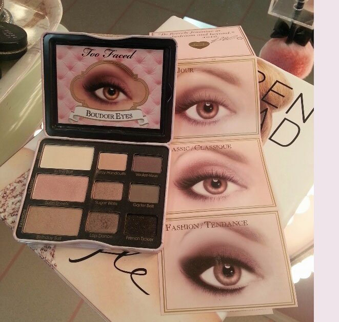 "Too Faced ""Boudoir Eyes"""