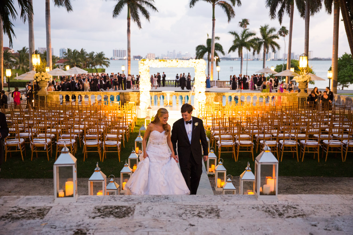 New York Meets Miami Wedding By Beauty Expert Nikol Johnson
