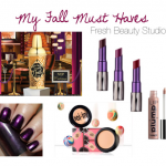 My Must Have Beauty For Fall 2013