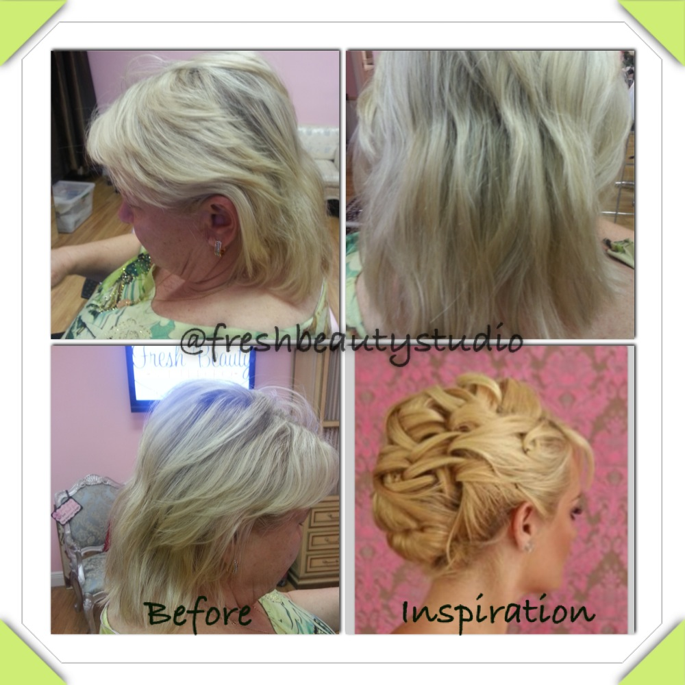 Modern Hair For A Mother Of The Groom