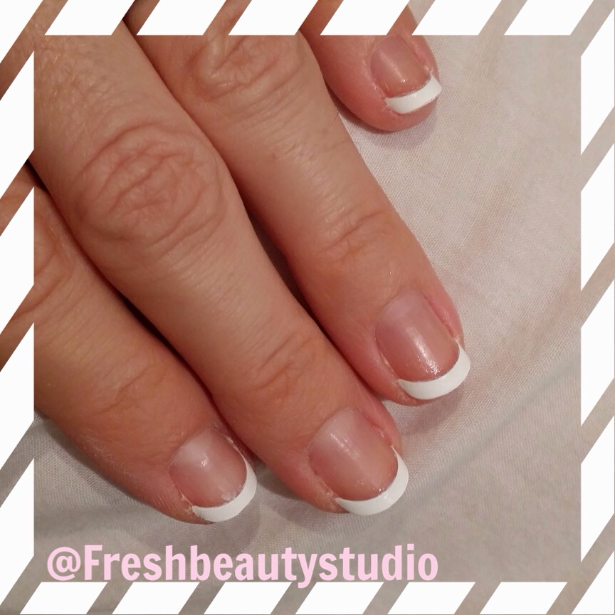 French Manicures for $3.02