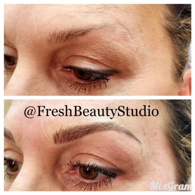 Microblading Perfection By Beauty Expert Nikol Johnson