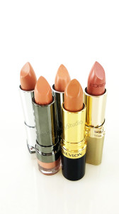My Nude Lipstick Picks For Summer