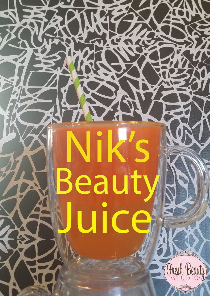 Juicing For A Radiant Complexion