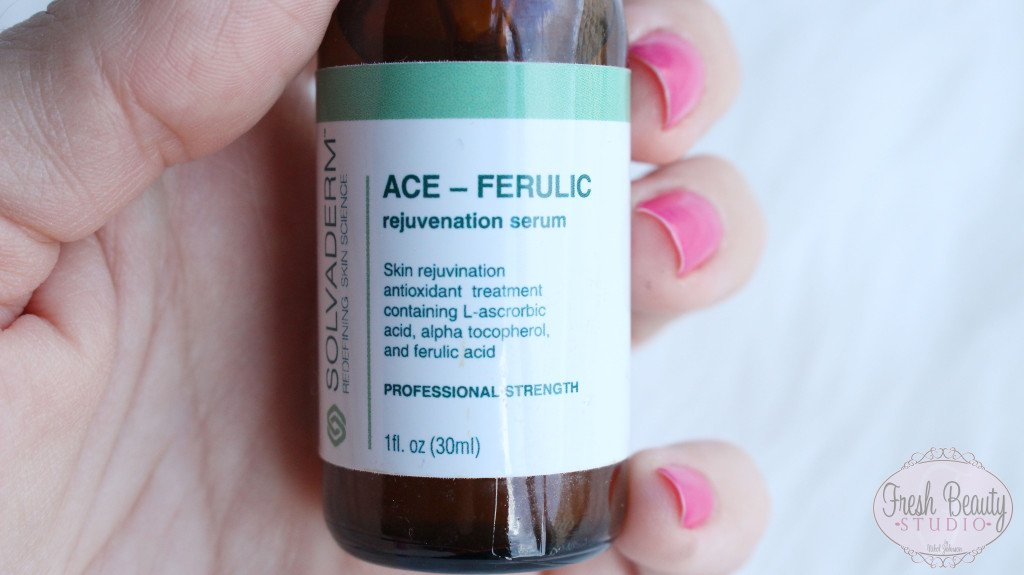 Ace-Ferulic: The New Fountain of Youth?