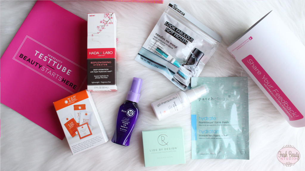 NewBeauty-TestTube Subscription Review