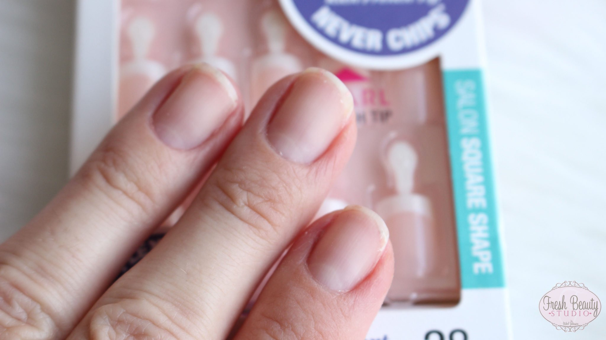 The Five Minute Manicure | KISS Everlasting French Review By Nikol