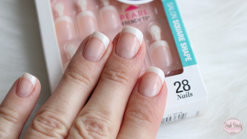 The Five Minute Manicure | KISS Everlasting French Review