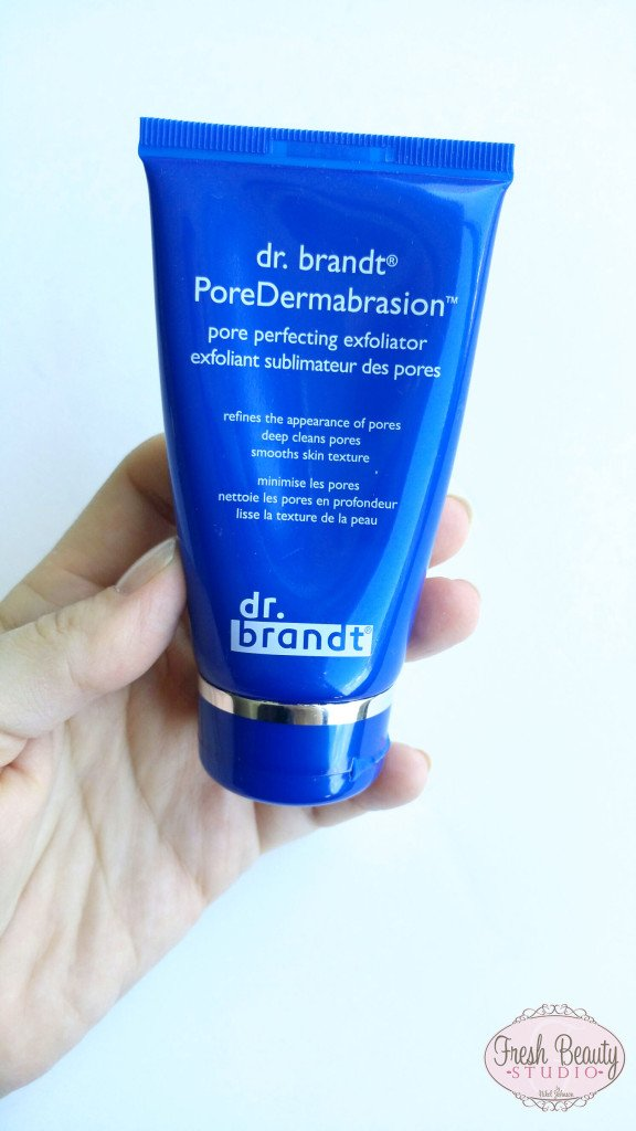 Dr. Brandt PoreDermabrasion Review