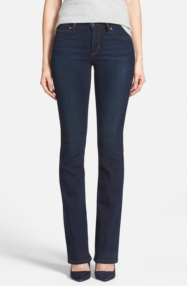 {Joe's 'Flawless - Honey' Curvy Bootcut Jeans (Cecily) (Nordstrom Exclusive) $119.98}