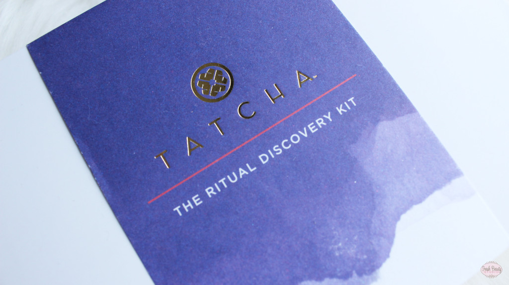 TATCHA Skin Care Review