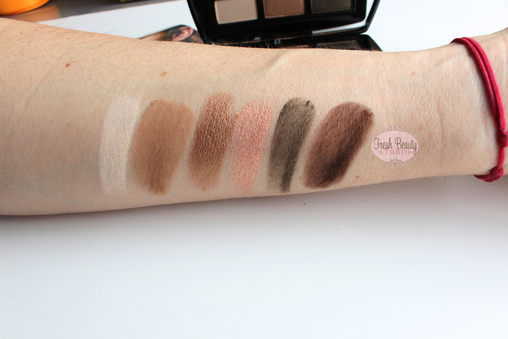 Butter LONDON Shadow Clutch Review + Swatches