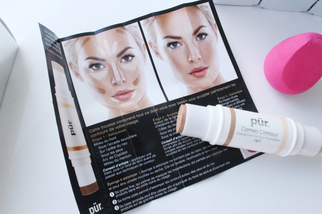 PUR Cosmetics Cameo Contour Review