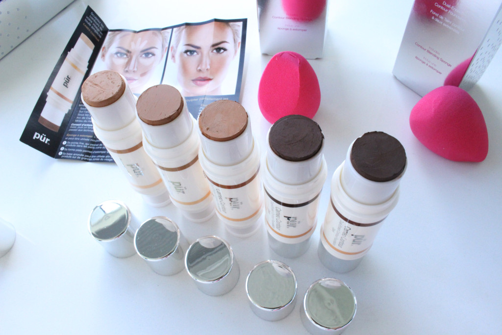 Pur Cosmetics Review Cameo Contour
