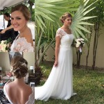 Harbour Island Destination Wedding Hair and Makeup Fresh Beauty Studio Nikol Johnson Wedding Makeup