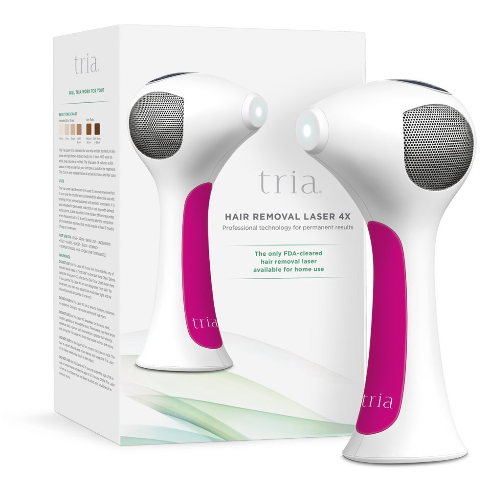 Tria Hair Removal Laser 4x Review By Beauty Expert Nikol