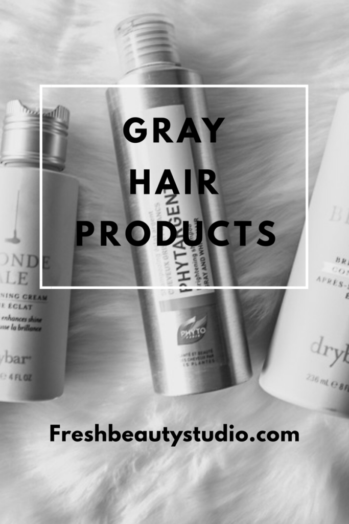 Products To Make Your Gray Hair Shine