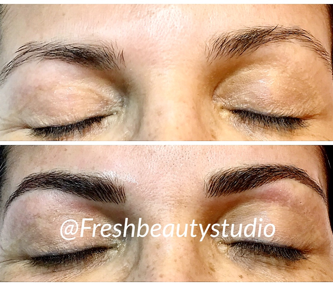 Microblading Vs Permanent Makeup By Beauty Expert Nikol