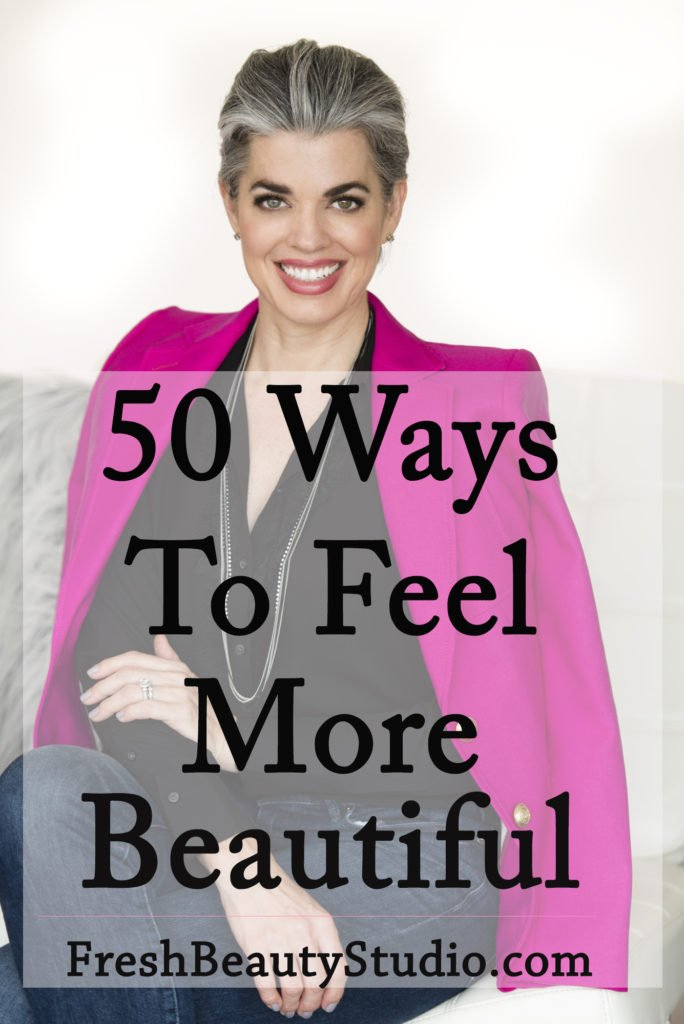 Nikol Johnson Beauty Blogger, 50 Ways to Feel More Beautiful