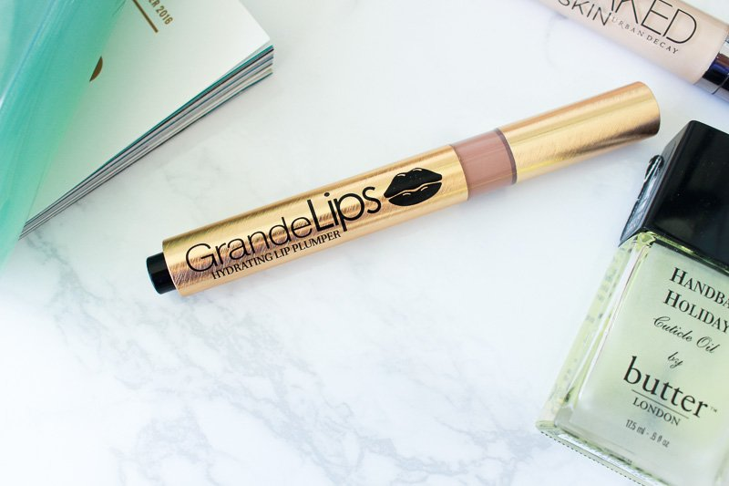 GrandeLIPS, Lip Gloss, Lip Plumper, Winter LIps