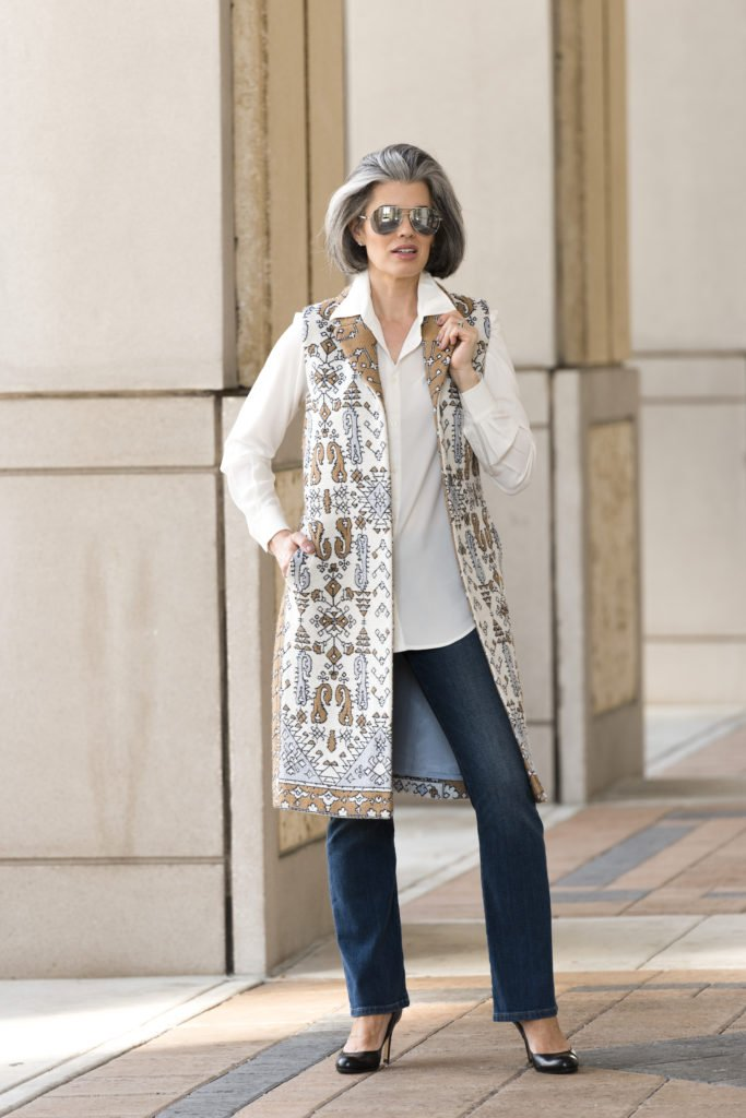 Easy Spring Styling with Tory Burch