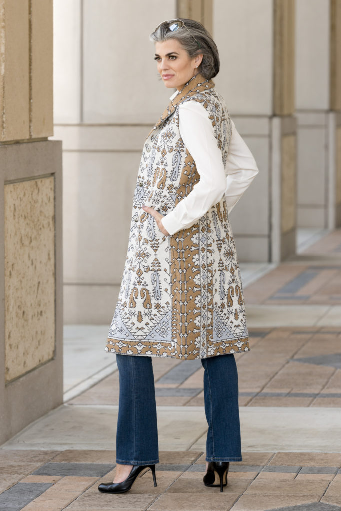 Easy Spring Styling With Tory Burch By Beauty Expert Nikol