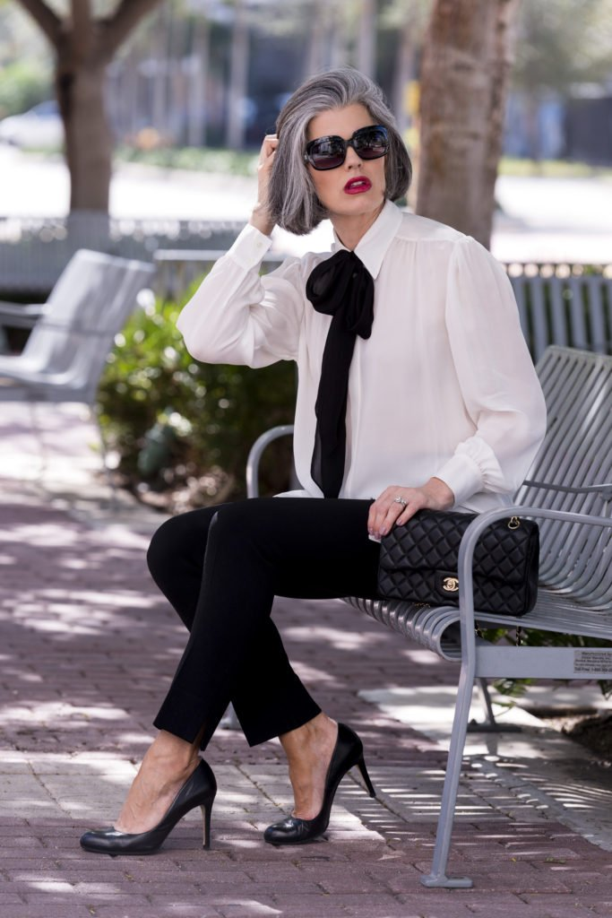 How To Style Black Pants Effortless French Style By